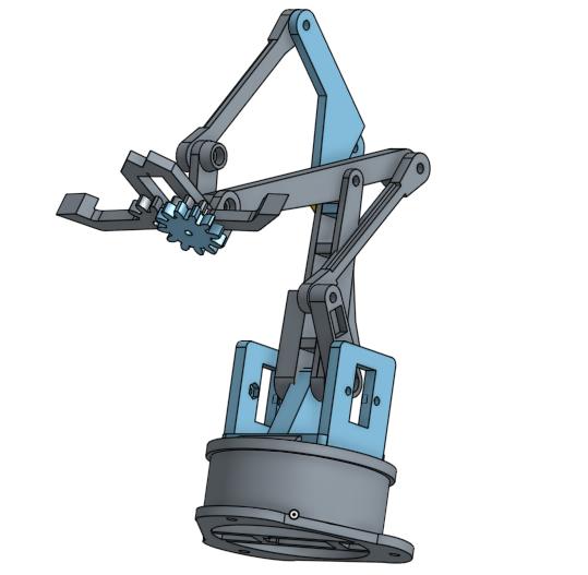 ArmRobotGear
